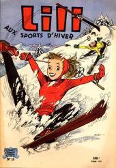 Lili (L'espiègle Lili puis Lili - S.P.E) -19- Lili aux sports d'hiver
