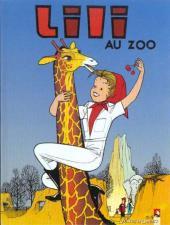 Lili (Vents d'Ouest) -831- Au zoo