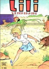 Lili (L'espiègle Lili puis Lili - S.P.E) -56- Vétérinaire
