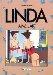 Linda aime l'art - Tome 1