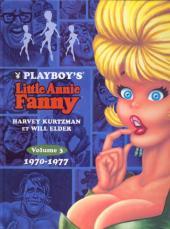 Little Annie Fanny -3- Volume 3 : 1970-1977