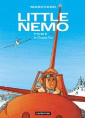 Little Nemo (Moebius/Marchand) -4- Le grand vol