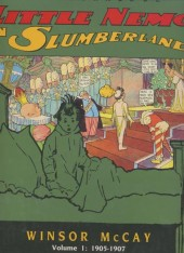 Couverture de Little Nemo in Slumberland -5- 1905-1907