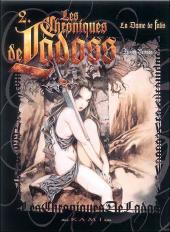 Chroniques de la guerre de Lodoss -2- La Dame de Falis - 2