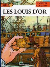 Loïs -2- Les Louis d'or