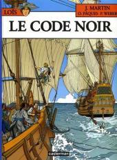 Loïs -3- Le code noir