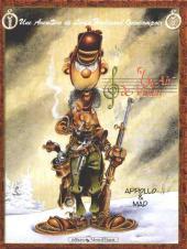 Louis Ferdinand Quincampoix (Une aventure de) -3- Un air de violon