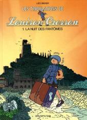 Louison Cresson (Les tribulations de) -1- La nuit des fantômes