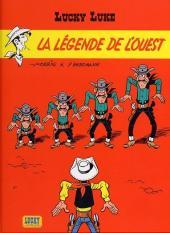 Lucky Luke -70- La légende de l'Ouest