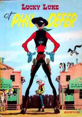 Lucky Luke -8a57- Lucky Luke et Phil Defer