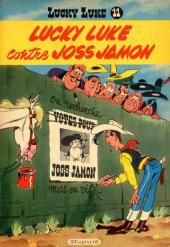 Lucky Luke -11- Lucky Luke contre Joss Jamon