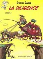 Lucky Luke -32- La diligence