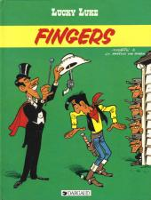 Lucky Luke -52- Fingers