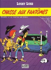Lucky Luke -61- Chasse aux fantômes