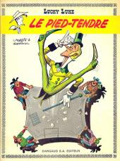 Lucky Luke -33- Le Pied-Tendre