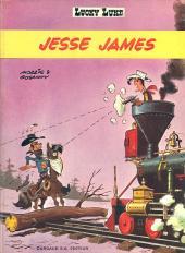 Lucky Luke -35- Jesse James