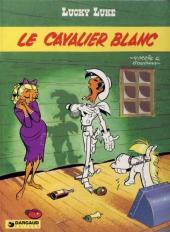 Lucky Luke -43- Le cavalier blanc
