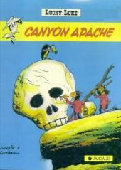 Lucky Luke -37a- Canyon Apache