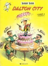 Lucky Luke -34e98- Dalton City