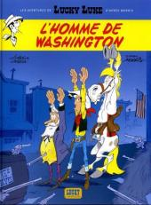 Lucky Luke (Les aventures de) -3- L'homme de Washington