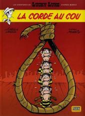 Lucky Luke (Les aventures de) -2- La corde au cou