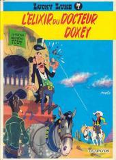 Lucky Luke -7e05- L'élixir du docteur Doxey