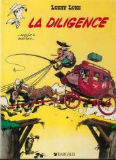 Lucky Luke -32c85- La diligence