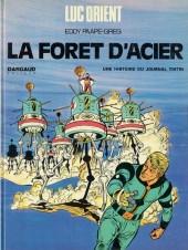 Luc Orient -5'- La forêt d'acier