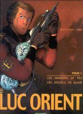 Luc Orient (Intégrale Pictoris)