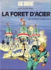 Luc Orient -5- La forêt d'acier
