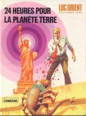 Luc Orient -9- 24 heures pour la planète terre