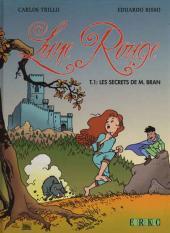 Lune rouge -1- Les secrets de M. Bran