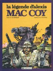 Mac Coy -1c86- La légende d'Alexis Mac Coy
