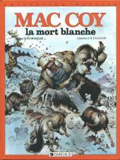 Mac Coy -6b86- La mort blanche