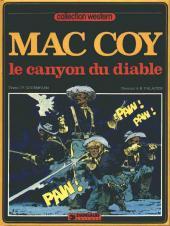 Mac Coy -9a- Le canyon du diable