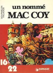 Mac Coy (16/22) -299- Un nommé Mac Coy