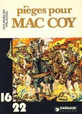 Mac Coy (16/22) -4128- Pièges pour Mac Coy