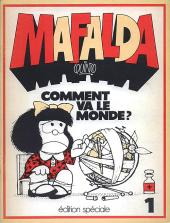 Mafalda -01- Comment va le Monde?