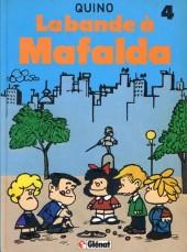 Mafalda -4- La bande à Mafalda