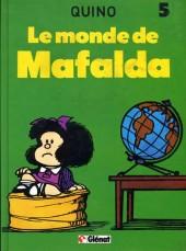 Mafalda -5- Le monde de Mafalda