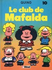 Mafalda -10- Le club de Mafalda