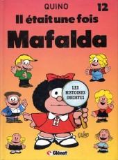 Mafalda -12- Il était une fois Mafalda