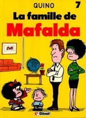 Mafalda -7- la famille de Mafalda
