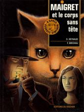 Maigret -5- Maigret et le corps sans tête