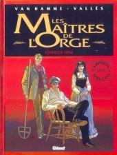 Les maîtres de l'Orge -1Pub2- Charles, 1854