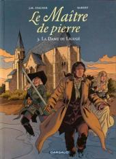 Le maître de pierre -3- La dame de Ligugé