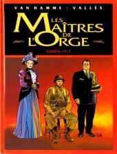 Les maîtres de l'Orge -INTFL2- Adrien, 1917 / Noël, 1932
