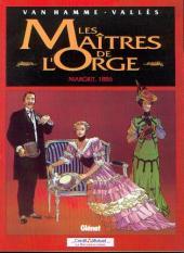 Les maîtres de l'Orge -2Pub1- Margrit, 1886