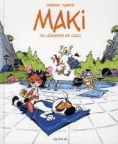Maki (Tarrin) -1- Un lémurien en colo