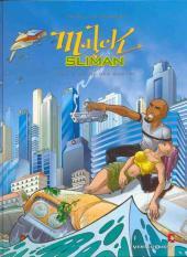 Malek Sliman -2- A un de ces quatre